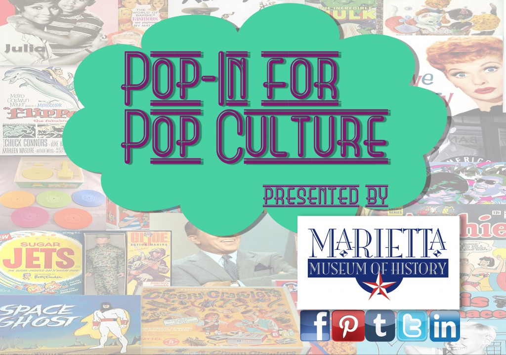 Pop-In for Pop Culture
