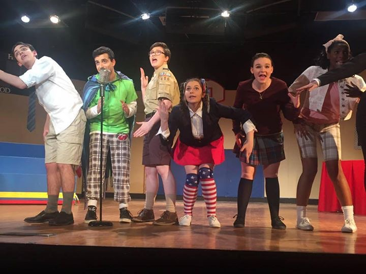 POPE HIGH SCHOOL DRAMA CLUB PRESENTS THE 25TH ANNUAL PUTNAM COUNTY SPELLING BEE!