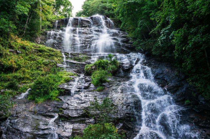 Beautiful Waterfalls In Georgia Make It A Fun Road Trip East Cobber