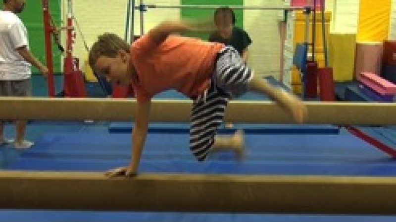 FRUGAL FUNMOM ACTIVITY OF THE DAY: PARKOUR OBSTACLE COURSE