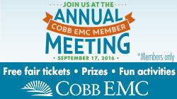 Cobb EMC Annual Meeting 2016