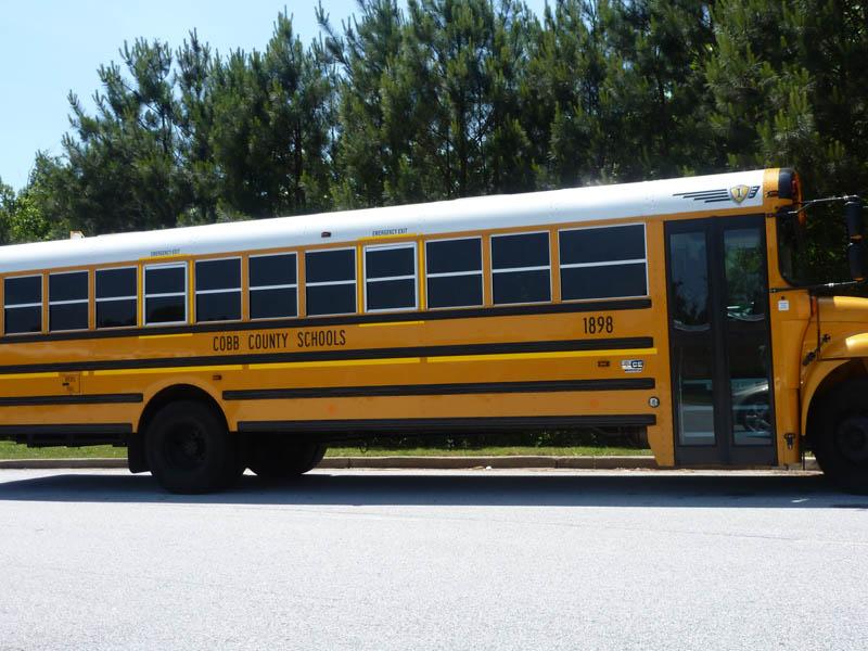 COBB COUNTY SCHOOLS RELEASE BUS ROUTES