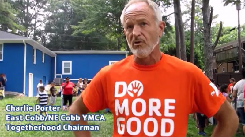 Video of the Week: East Cobb Ys Get Together to Help Dwell Community Get Back To School