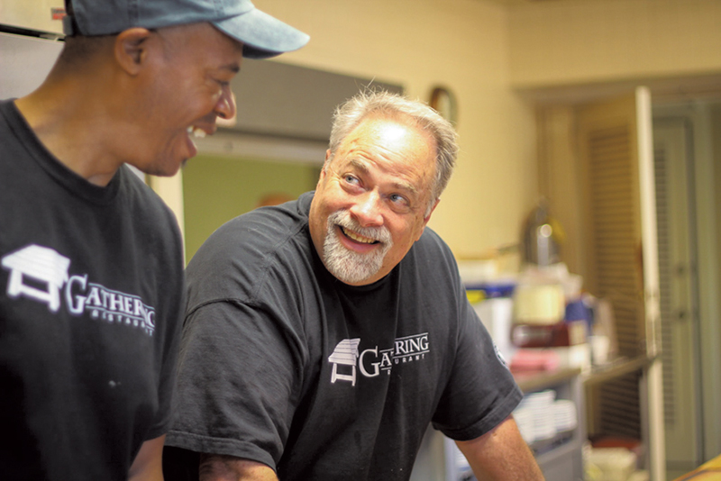 East Cobb Chef Cooks Up a Non-Profit to Help the Homeless