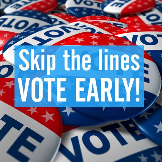 Early Voting Underway for Cobb Ed SPLOST V