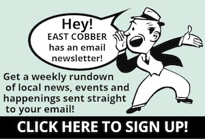 EastCobber Newsletter - Sign up today