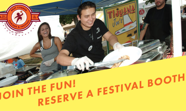 Join the Fun! Reserve Your Booth at the 2018 EAST COBBER Festival