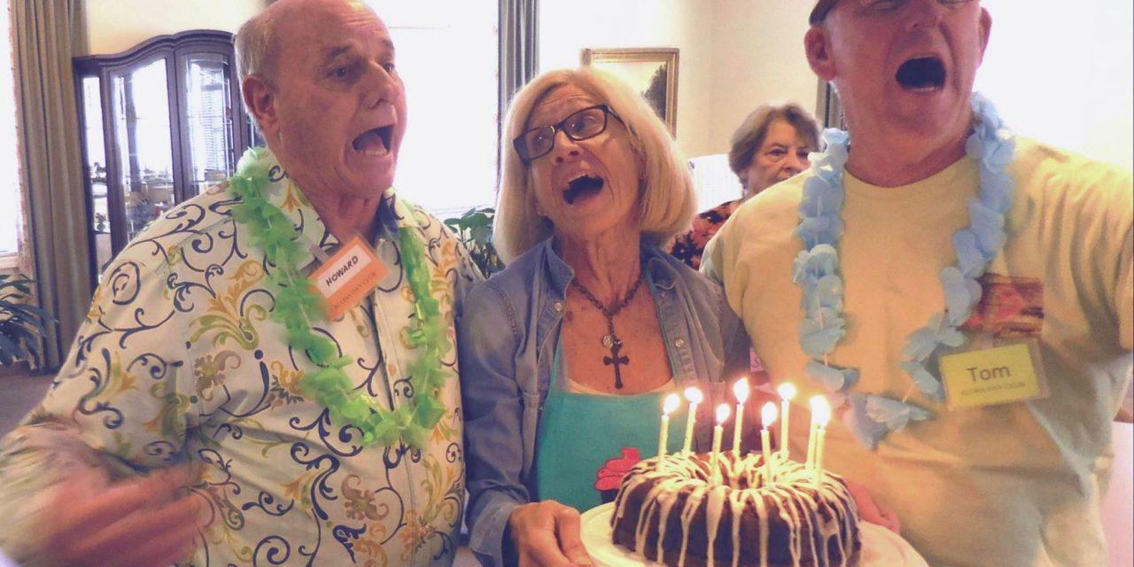 Aloha to Aging June & July Programs