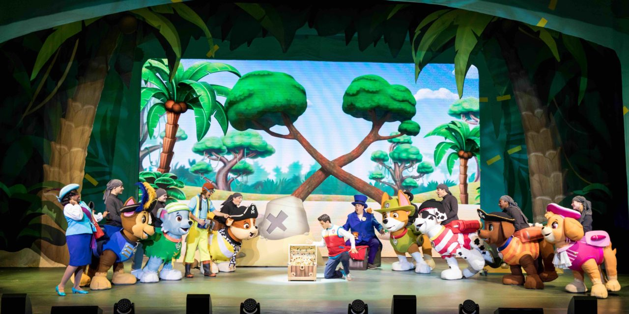 *Facebook Friday Freebie! Win 4 tickets to Paw Patrol – The Great Pirate Adventure at the Fox Theatre!
