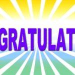 Leslie Botko is The Winner of This Week's Facebook Friday Freebie!!