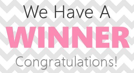 Natalie Thomas is The Winner of This Week's Facebook Friday Freebie!!