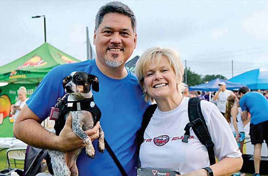 LOCAL ROTARY CLUB'S DOG DAYS RUN CELEBRATES A DECADE PLUS ONE!