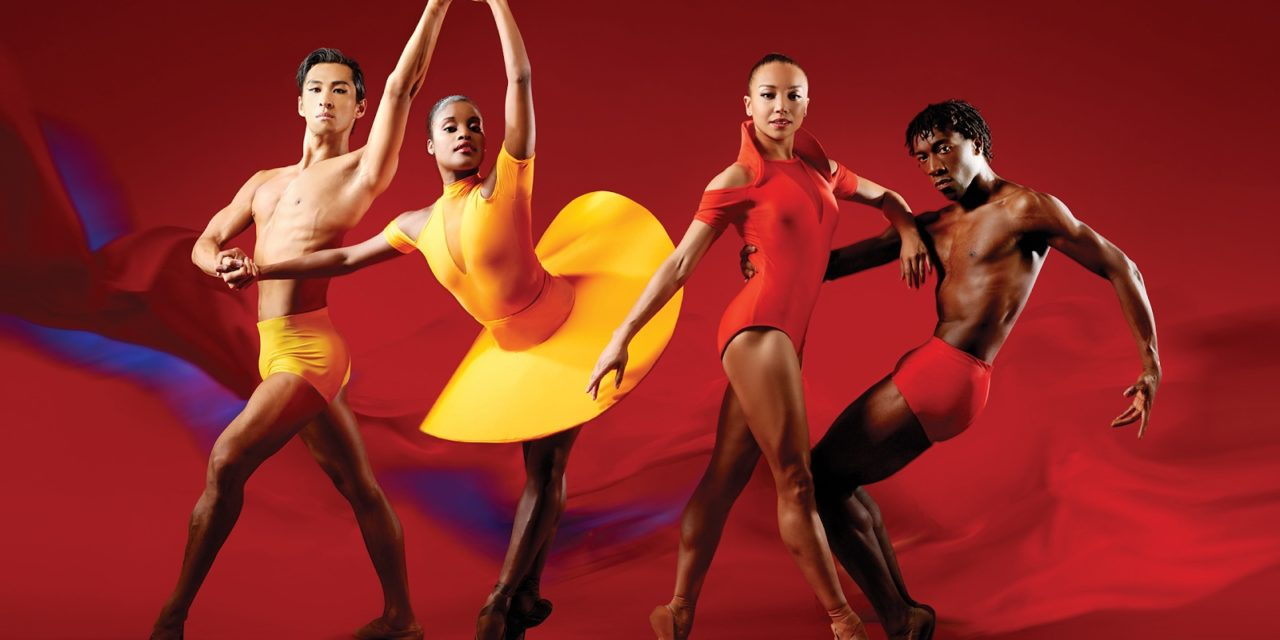 *Facebook Friday Freebie! Enter To Win 2 Tickets to see Dance Theatre of Harlem!