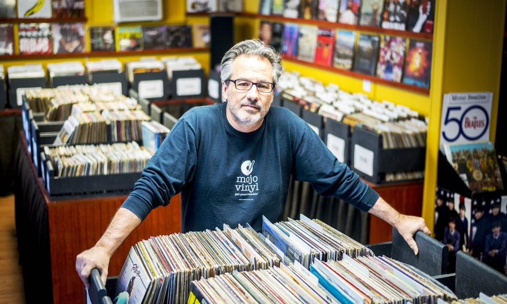 Grand Opening Ceremony to Celebrate Mojo Vinyl Records New Location at 1058 Alpharetta Street