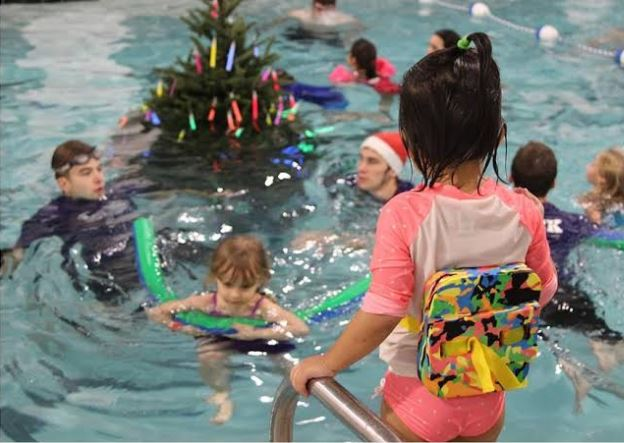 Atlanta Swim Academy to Host Underwater Tree Lighting and Food Drive