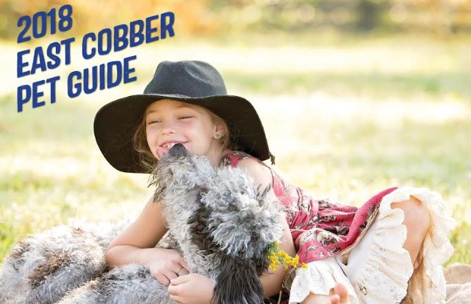 The 12th Annual EAST COBBER Pet Guide is Here!