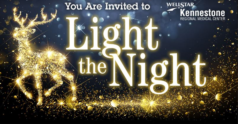 WellStar Kennestone Hospital to Host Annual Light the Night Event Dec. 2