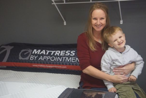 DREAMS REALLY DO COME TRUE AT MATTRESS BY APPOINTMENT, MARIETTA