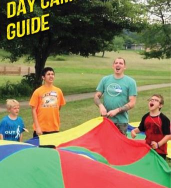 SUMMER IS COMING! CHECK OUT OUR EARLY BIRD DAY CAMP GUIDE