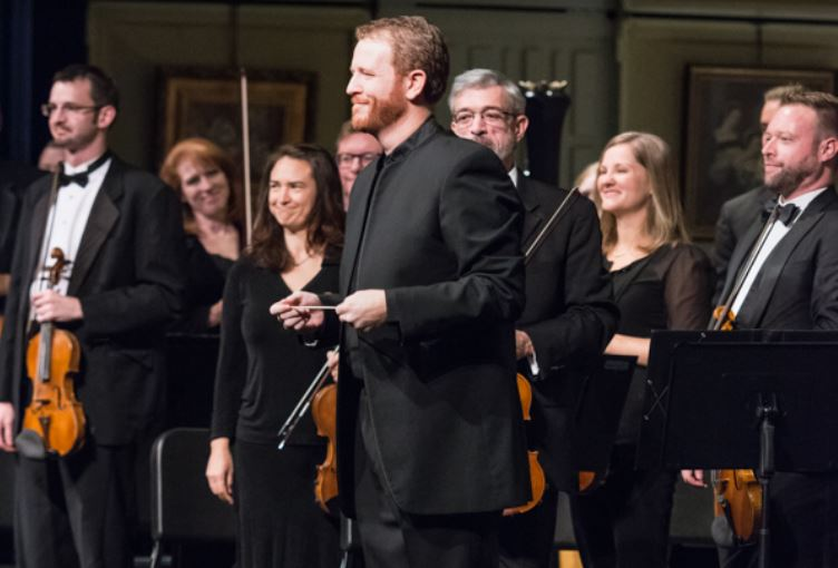 """The Georgia Symphony Orchestra Presents """"Musical Mirrors"""" Concert"""