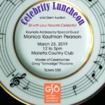 *Facebook Friday Freebie!  Enter To Win TWO Tickets to Georgia Symphony Celebrity Luncheon!