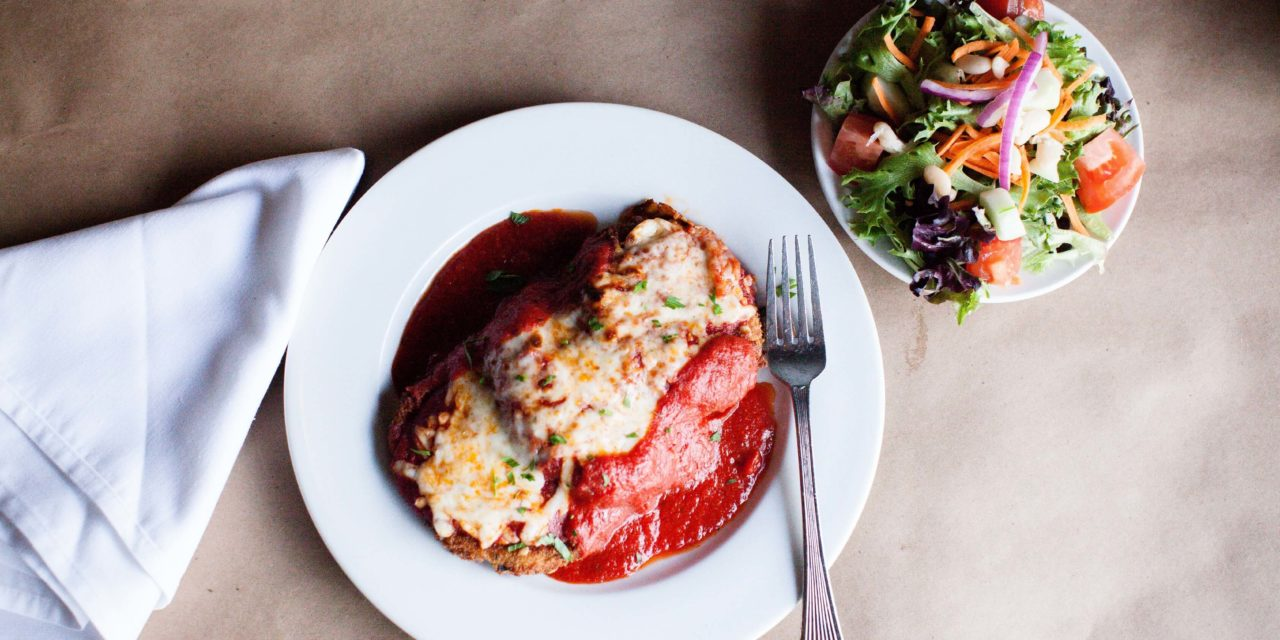 ***Facebook Friday Freebie***  Win a $50 Gift Card to Lucia's Italian Restaurant!