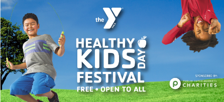 East Cobb YMCA to Hold Annual Healthy Kids Day® Tomorrow