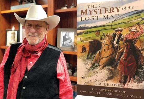 EAST COBB GRANDFATHER WRITES WESTERN TALES