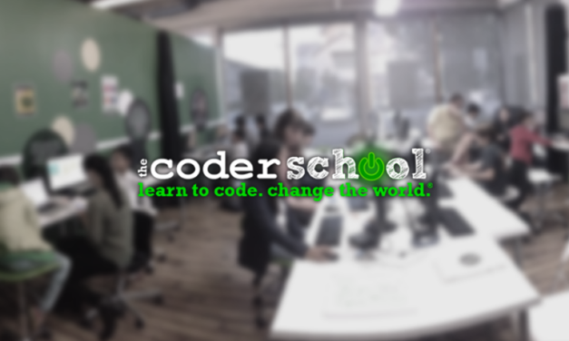*Facebook Friday Freebie!  Enter To Win a FREE Month of Code Class from theCoderSchool!
