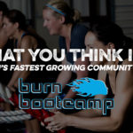 *Facebook Friday Freebie! Enter To Win a FREE Month of Membership to Burn Boot Camp!