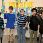 MABRY MIDDLE SCHOOL HOLDS INTERNATIONAL NIGHT