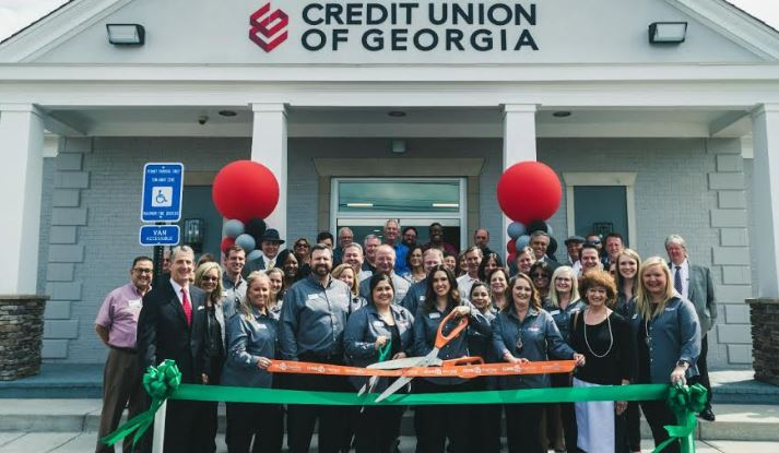 Credit Union of Georgia's Grand Opening on Johnson Ferry – A Huge Success