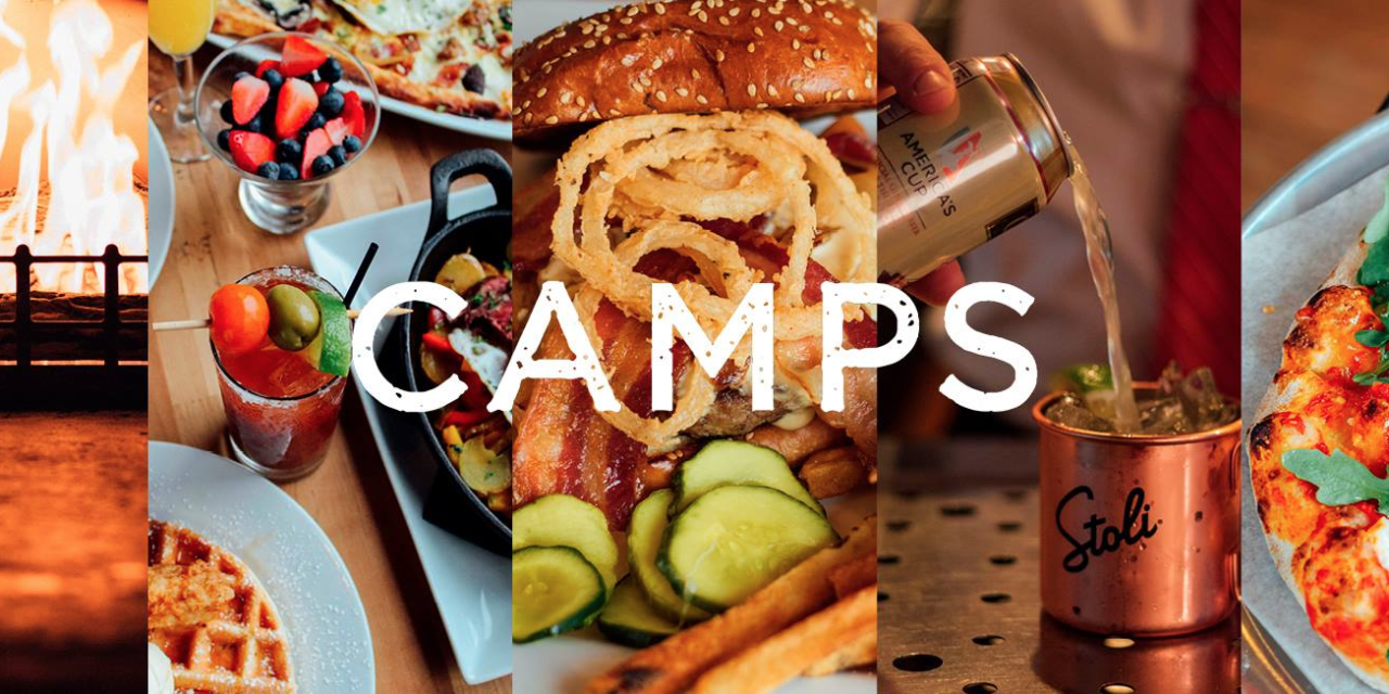 *Facebook Friday Freebie! Enter To Win a $50 Gift Card to Camps Kitchen & Bar!