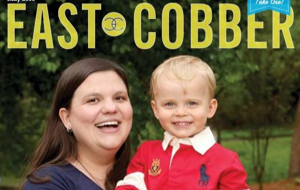 Look Who's on the Cover! EAST COBBER'S 2019 Mother of the Year: Alexia Cargal