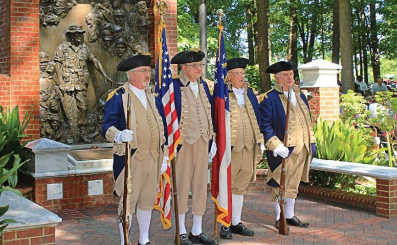 MEMORIAL DAY EVENTS HELD LOCALLY