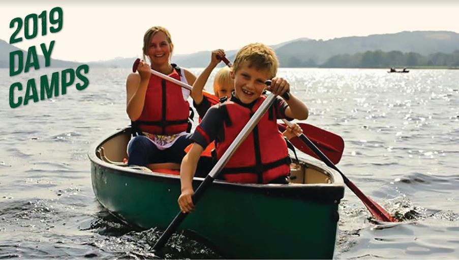 Summer Ahead! Check Out These Day Camp Ideas!