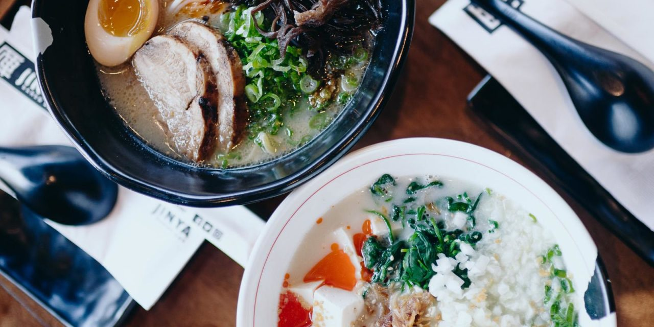 FACEBOOK FRIDAY FREEBIE!  ENTER TO WIN A $50 GIFT CARD TO JINYA RAMEN BAR!