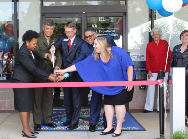 VA HEALTH CARE CLINIC OPENS IN EAST COBB