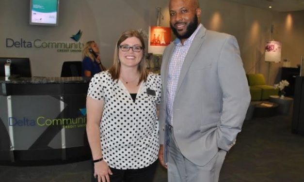 Delta Community Credit Union Welcomes New Branch Manager
