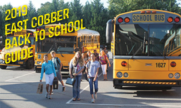 Check Out the EAST COBBER Back to School Guide!
