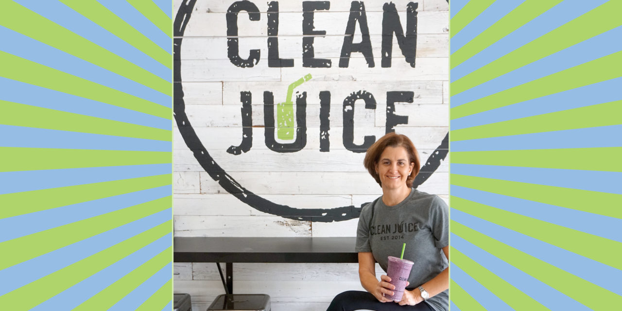 CLEAN JUICE: JUST THE PLACE TO #BEORGANIC AND FIND A HEALTHY MEAL ON-THE-GO