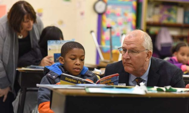 COBB CHAMBER OFFERS CHANCE TO BE PRINCIPAL FOR A DAY