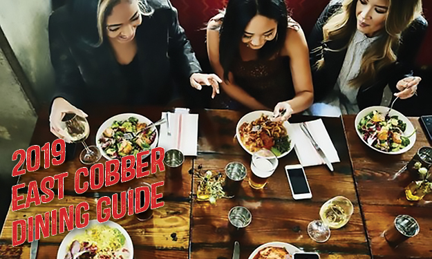 WHO'S HUNGRY? CHECK OUT OUR 2019 DINING GUIDE!
