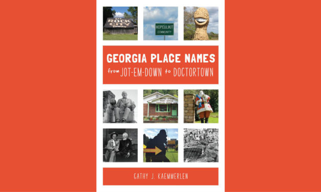 Evening with History: Georgia Place Names Lecture & Book Signing