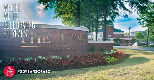 The Avenue East Cobb Celebrates Its 20th Anniversary!