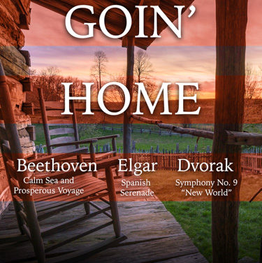 "*Facebook Friday Freebie! Win Two Tickets to the Georgia Symphony Orchestra's ""Goin' Home"" Concert!"