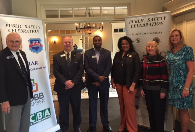 LOCAL BUSINESS & COMMUNITY LEADERS RAISING FUNDS FOR EAST COBB PUBLIC SAFETY CELEBRATIONS