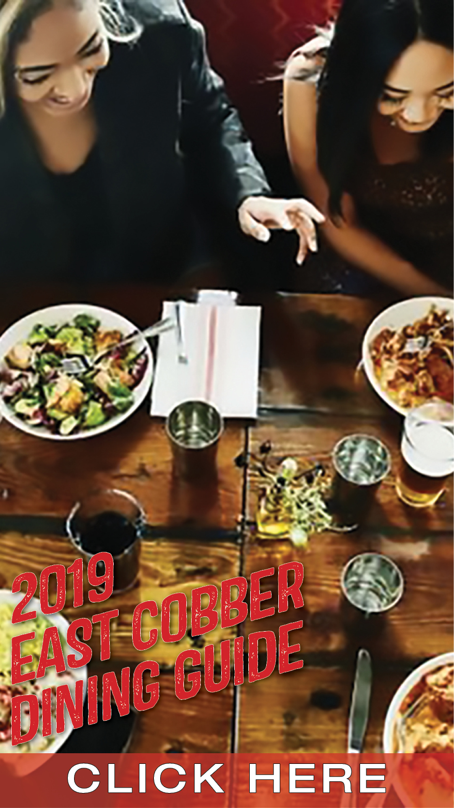 Download the 2019 East Cobber Dining Guide