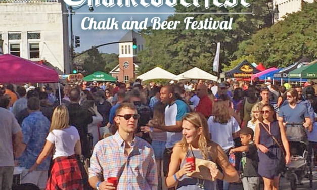 *Facebook Friday Freebie! Win 2 Tickets to Chalktoberfest!
