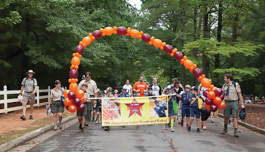 The 24th Annual East Cobber Parade